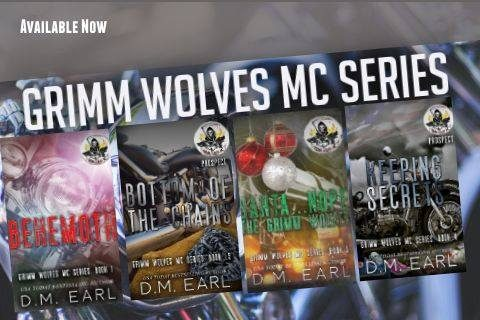 Looking for New Series…Check Out My Grimm Wolves MC